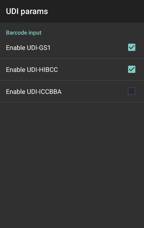 Barcode Input Zebra Technologies Techdocs
