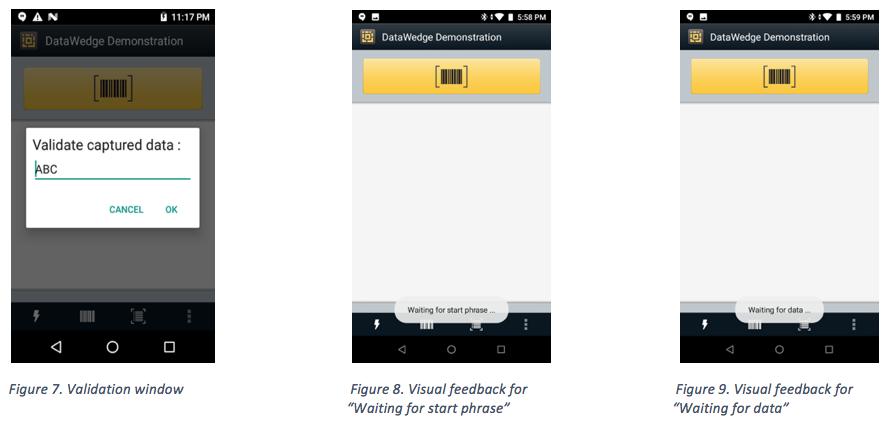 Voice Input (Beta) - Zebra Technologies TechDocs