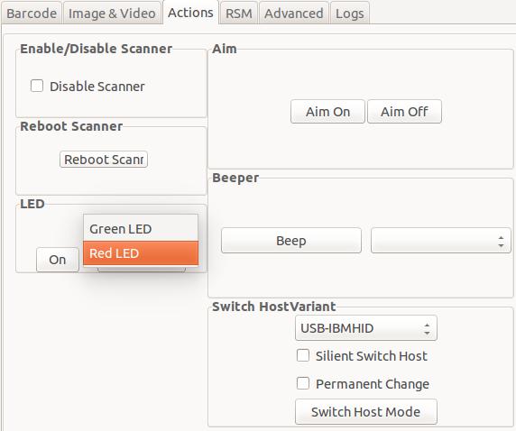 Scanner SDK for Linux - Test Utilities - Zebra Technologies