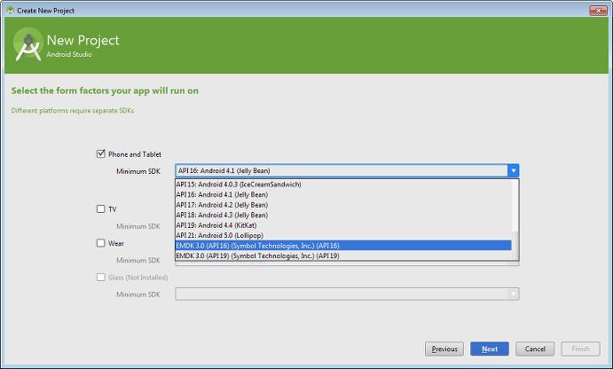 EMDK For Android Setup (Android Studio1 0 x) - Zebra Technologies