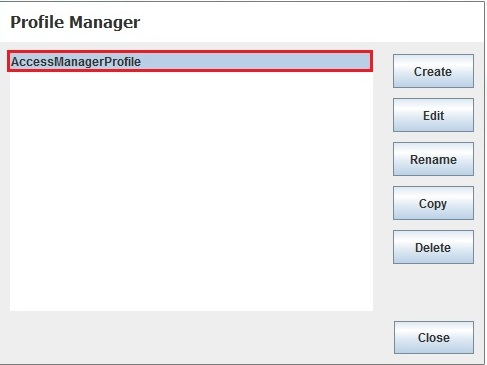 Controlling Application Access using Access Manager - Zebra