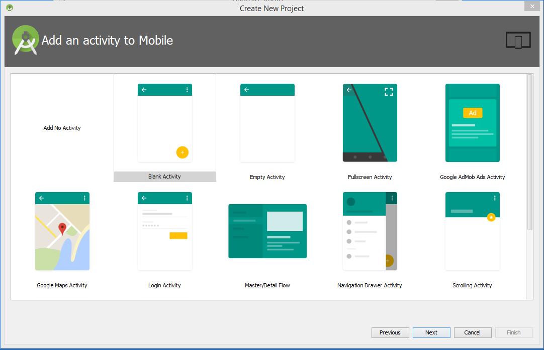 Creating Project using Android Studio - Zebra Technologies