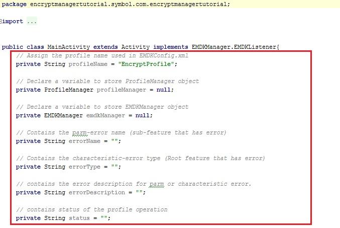Creating Encrypted File System (EFS) using Encrypt Manager