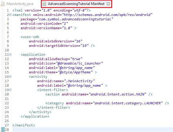 Advanced Scanning Tutorial Using Barcode Api Zebra Technologies