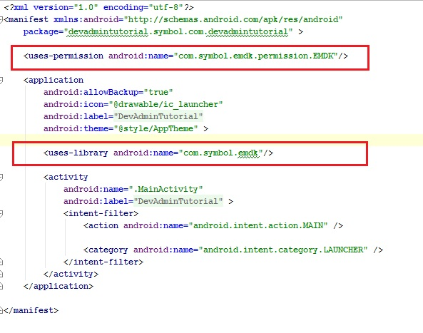 Allow installation of apps from unknown sources using