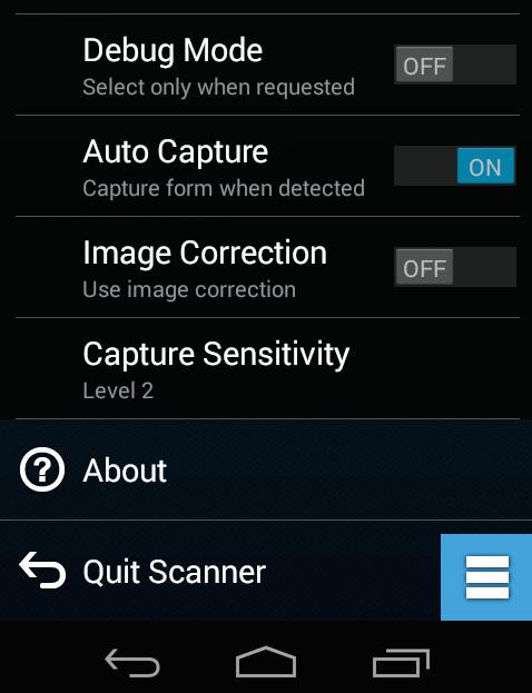 SimulScan Demo App - Zebra Technologies Techdocs