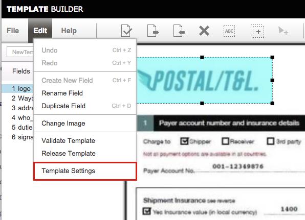 Template Builder - Zebra Technologies Techdocs